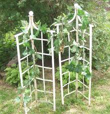appealing decorative iron trellis u2013 outdoor decorations