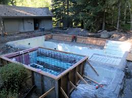 Deep Backyard Pool by Renovations Pool Builders Pool Contractors Swimming Pool