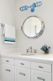 nautical bathroom ideas vanities porthole vanity mirror nautical bathrooms design ideas
