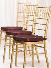 Gold Chiavari Chair 10 Ways To Style Chiavari Chairs