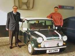 Custom Classic Mini Interior Classic Mini David Manners Group