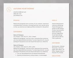 resume templates word mac resume template cv template for word mac or pc