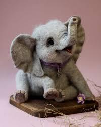 lifelike wool animals by russian artist