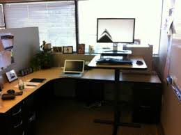 Cubicle Standing Desk Switching To A Standing Desk Thoughts U2014 Jesse Noller