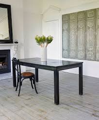 canton extending dining table black dining tables room and house