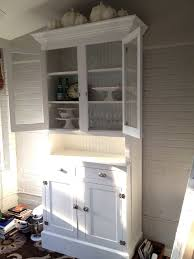 kitchen fancy small kitchen hutch ideas antique chic small