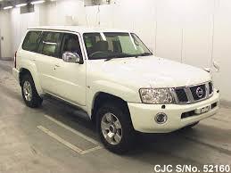 nissan pathfinder japanese used cars 2005 nissan safari pearl for sale stock no 52160 japanese