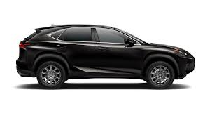 view the lexus nx null from all angles when you are ready to test