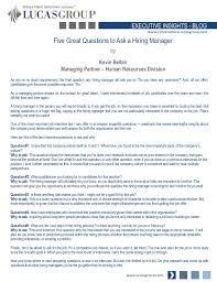 Great Questions To Ask A Five Great Questions To Ask A Hiring Manager 1 638 Jpg Cb 1391164115