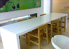 corian table tops pro solid