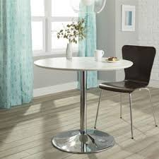 Glass Round Kitchen Table Glass Round Dining Room U0026 Kitchen Tables Shop The Best Deals