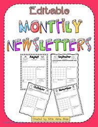 wppsi iv report template wppsi iv report template new november newsletter template gallery
