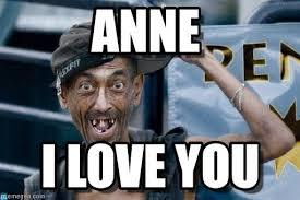 Anne Meme - anne poor dude meme on memegen