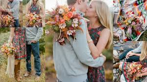 wedding flowers denver an autumn engagement denver wedding flowers bare root flora