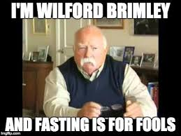 Fasting Meme - is fasting good for human health science abc