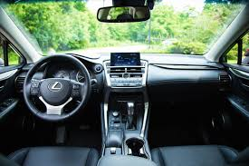 lexus nx black red interior review 2015 lexus nx 300h canadian auto review