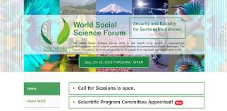Social Security Research Paper Jastip News Call For Papers And Panels World Social Science