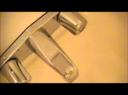 Bathtub Faucet For Mobile Home Late Night Bathtub Faucet Repairs Youtube