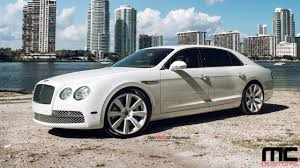 bentley gt3r custom mc customs vellano wheels bentley flying spur youtube