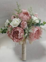 Silk Wedding Flowers Silk Wedding Bouquets The Floral Touch Uk South Yorkshire