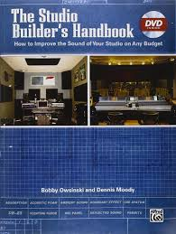 100 home recording studio design book starsound studios 1