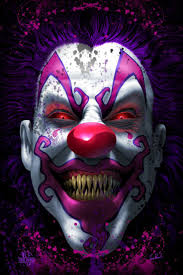 evil clown halloween mask 259 best creepy clowns and circus stuff images on pinterest evil