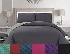 King Size Coverlet Sets Geometric Coverlet Sets Ebay