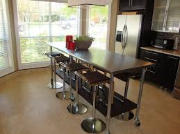 Stainless Kitchen Island Charming Stainless Kitchen Island Kitchen Stainless Steel Kitchen