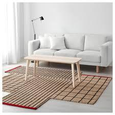 Ikea Rug by Ternslev Rug Flatwoven Ikea