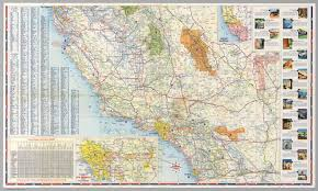 14ers Map Map Of California Roads California Map