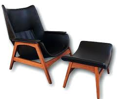 modern chair with ottoman modern chair and ottoman wpheroes co