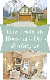 should i paint my house before selling how i sold my house in 3 days above list price home staging stage