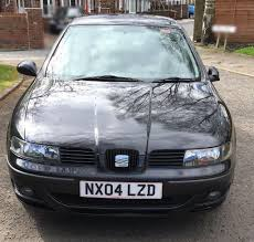 seat toledo 1 8t 20v full dealer history only 82k on it