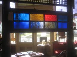 antique stained glass transom window victorian cottage stained glass window transom for sale antiques