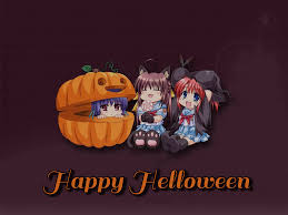 anime happy halloween pictures photos and images for facebook
