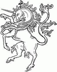 coloring pages magic unicorn coloring page u20ac contemplative
