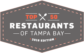 top 50 restaurants of ta bay 2016 by reiley food