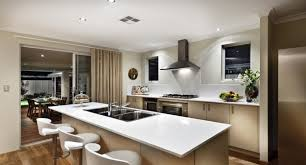 living room with kitchen design white cabinetry with drawers and lockers storages also white