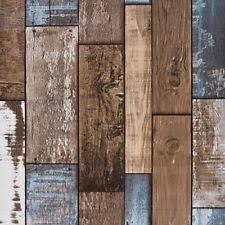 rustic wood wallpaper ebay