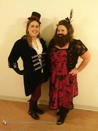 Bearded Halloween Costume Size Bearded Lady Circus Sideshow Costume Bearded Lady