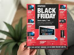 top 12 staples black friday deals for 2017 the krazy coupon