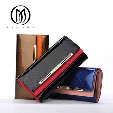 Cowhide Leather Purses Eimore Women U0027s Wallets Women Cowhide Leather Wallet Luxury Design