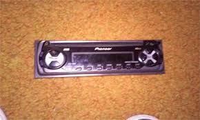 solved i have a old pioneer car cd player deh 1300 45wx4 fixya