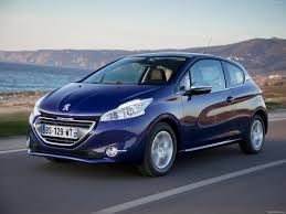 pezo car peugeot 208 2013 pictures information u0026 specs