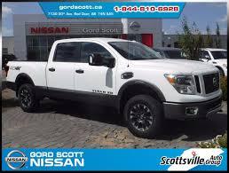 nissan truck titan red new 2017 nissan titan xd diesel pro 4x luxury package w two tone