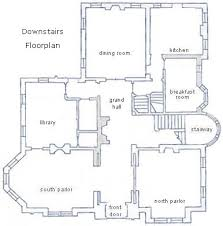 second empire floor plans millikin homestead history