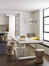 Dining Room Bar Table by Best 25 Minimalist Dining Room Ideas On Pinterest Minimalist