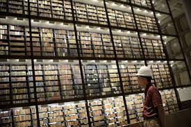 beinecke rare book and manuscript library from the wall street journal yale set to reopen its renovated