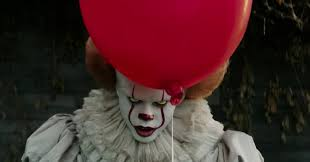 pennywise the clown lurks in the sewer in creepy new u0027it u0027 trailer