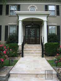 colonial front porch designs front porch door ideas khosrowhassanzadeh
